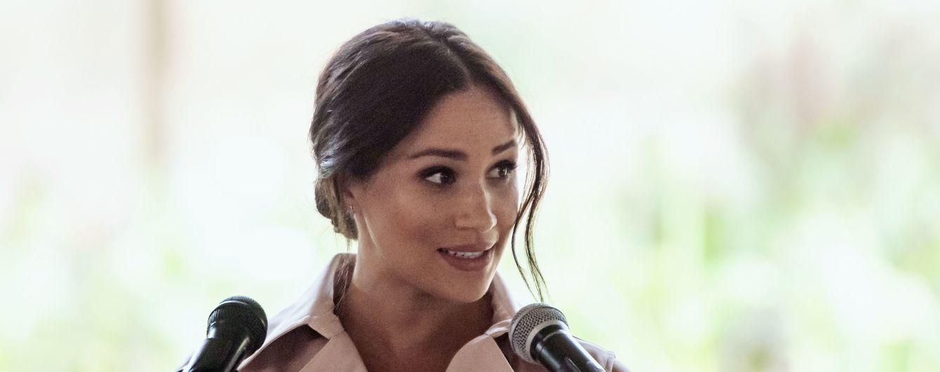 """Меган вперше розповіла про """"нелегке"""" життя у королівській сім'ї"""
