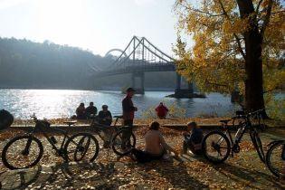 В Киеве зафиксировали два температурных рекорда за день