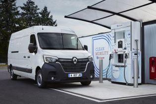 Renault создала водородные Kangoo и Master