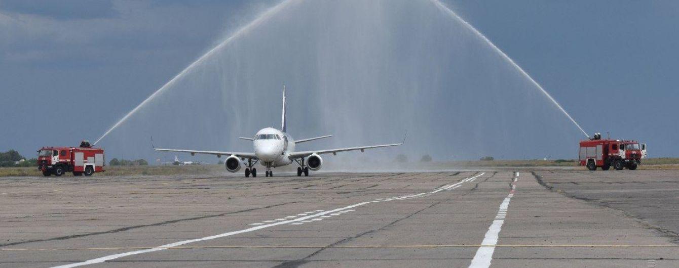 "Аэропорт ""Запорожье"" возобновил свою работу и начал сотрудничество с Wizz Air"