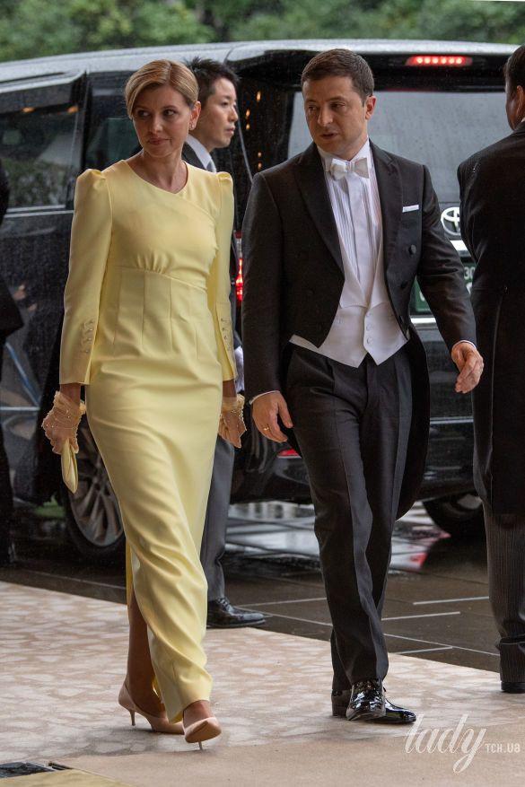 Владимир и Елена Зеленская