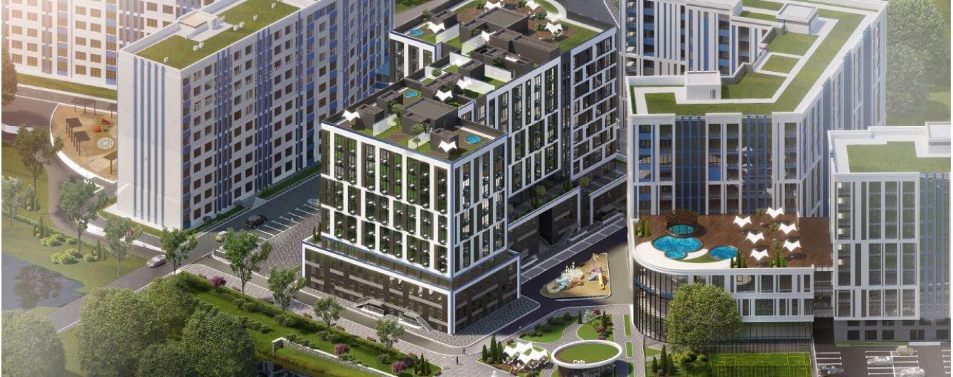 ЖК Ривьера: осенний ценопад на готовые квартиры в самом разгаре