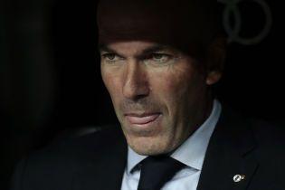 """""""Реал"""" может уволить Зидана в случае поражения в матче Лиги чемпионов"""