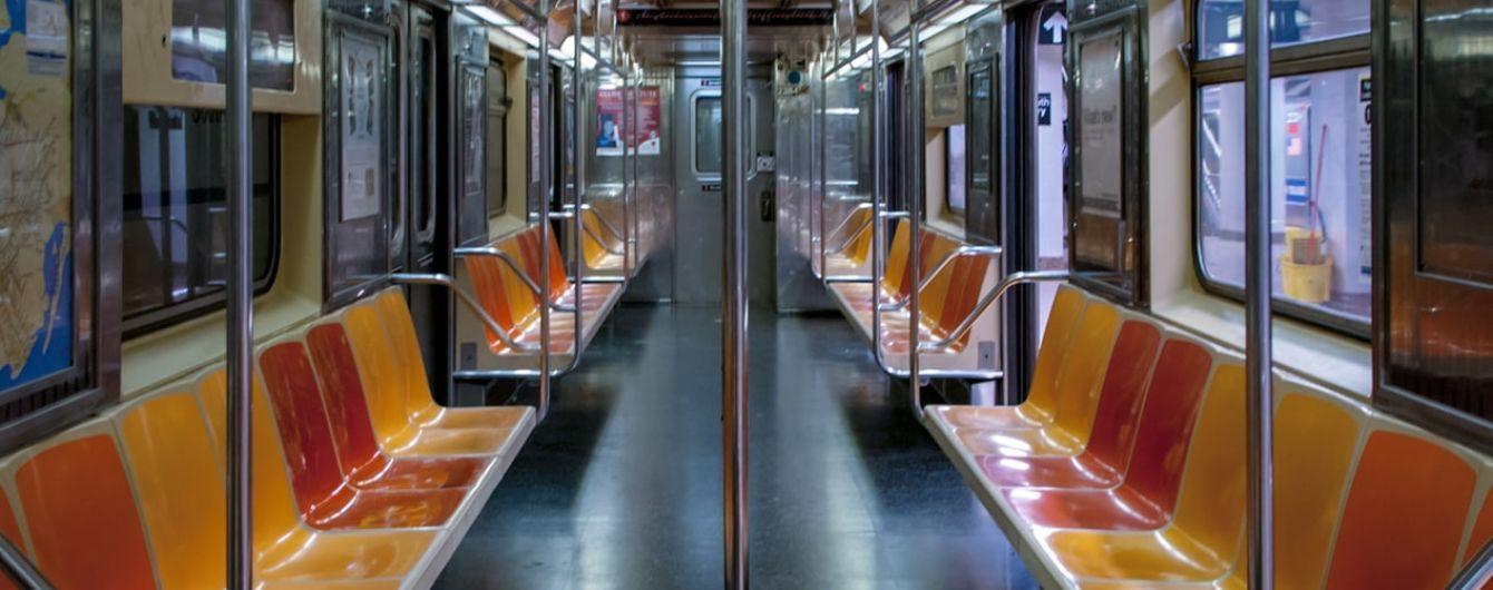 В Нью-Йорке создали необычную карту метро