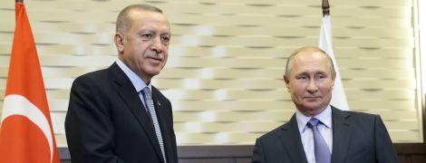 Наступление Турции на Сирию. Стали известны пункты меморандума Путина и Эрдогана