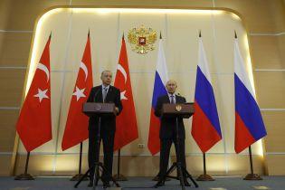 Ердоган анонсував саміт щодо Сирії за участю Меркель, Макрона і Путіна