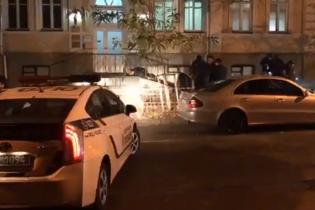 В МВД показали видео взрыва в Киеве, от которого погибли ветеран АТО и охранник