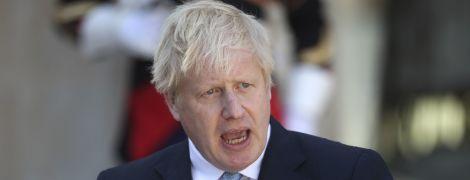 Джонсон призупинив Brexit унаслідок незгоди з британським парламентом