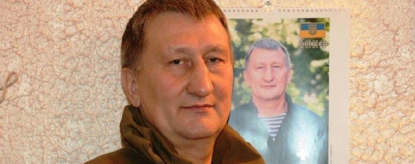 Стало известно имя погибшего от взрыва в Киеве известного АТОшника