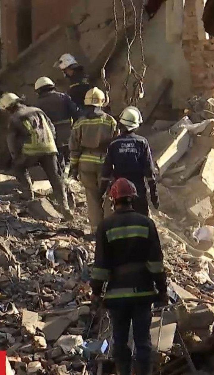 Експерти назвали причини обвалу житлового будинку в Дрогобичі