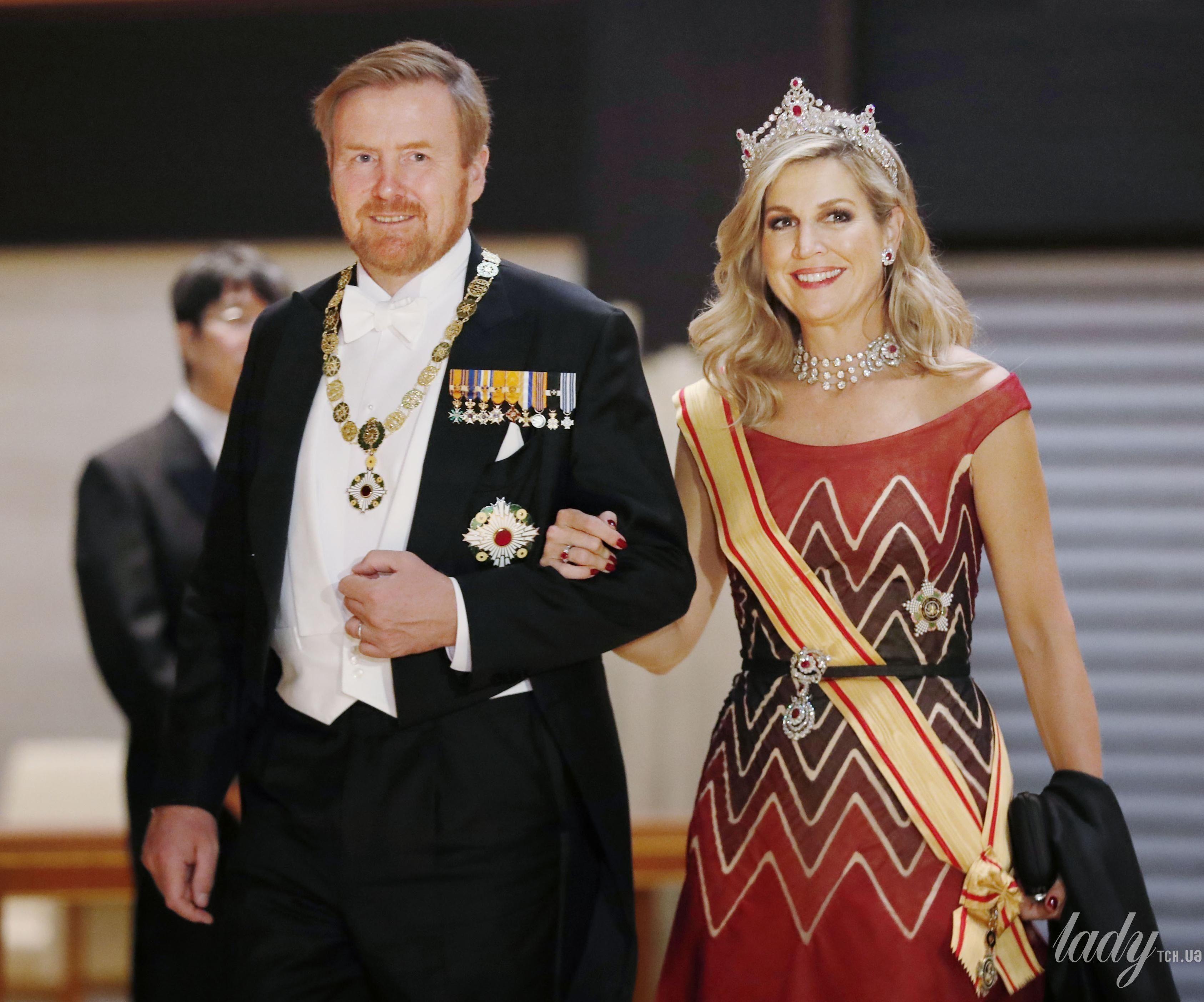 Королева Максима и король Виллем-Александр_1
