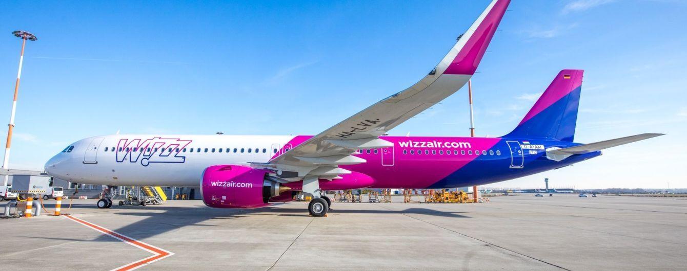 Wizz Air запускает рейс из Одессы в Братиславу