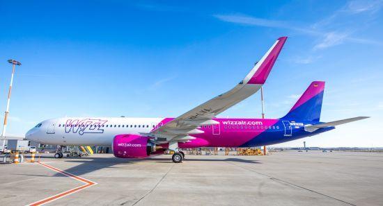 Лоукостер Wizz Air почав літати до Одеси