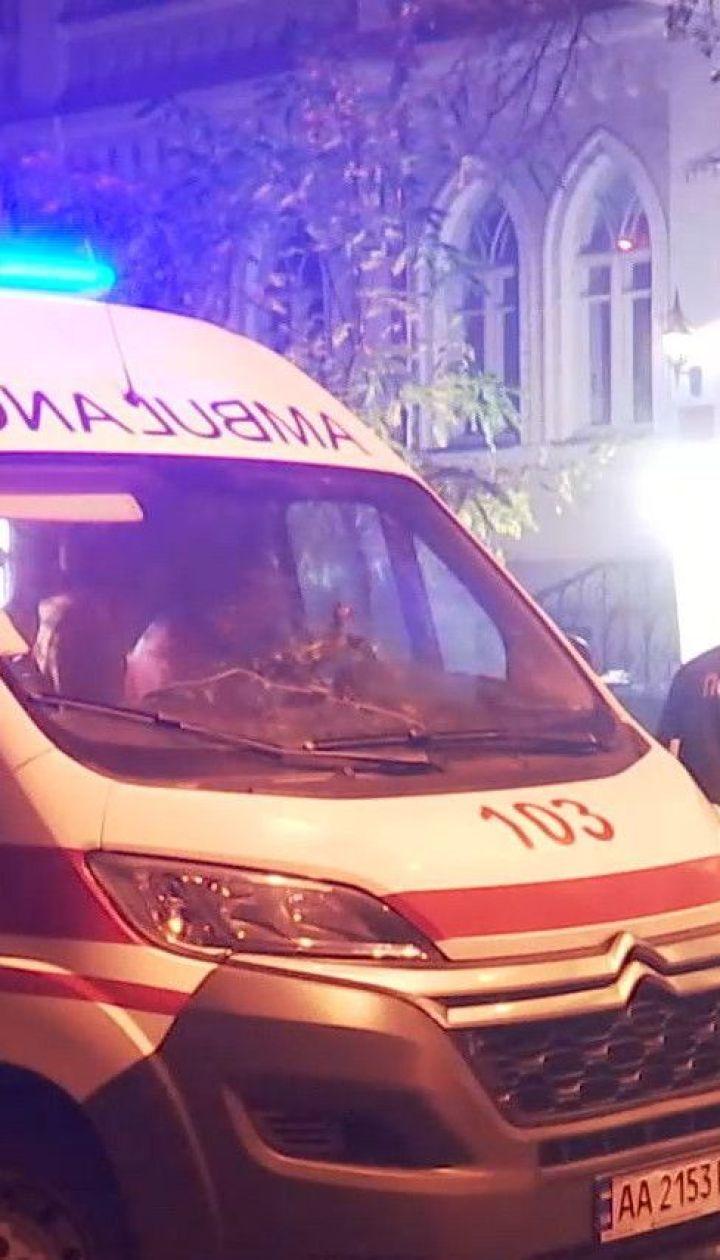 Дві людини загинули внаслідок вибуху в центрі Києва