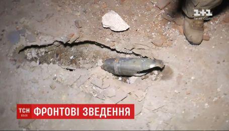 Вследствие вражеских обстрелов погиб украинский боец