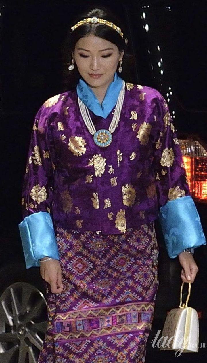Король і королева Бутану