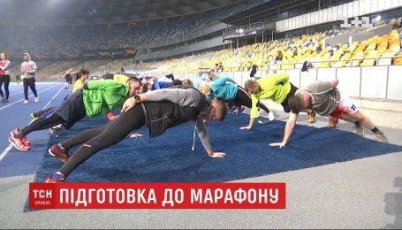 Украина в четвертый раз примет участие в Марафоне морской пехоты в США