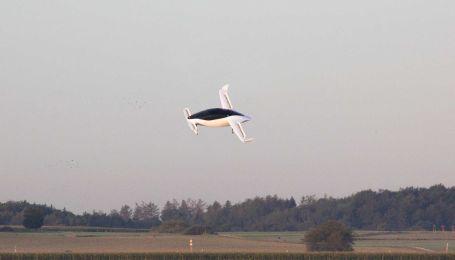 Впечатляющие испытания аэротакси в Германии показали на видео