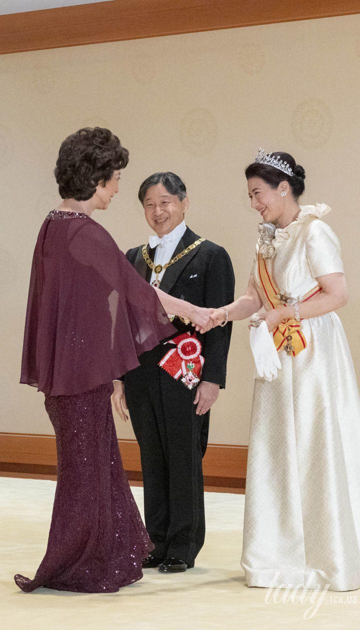 Імператриця Японії Масако