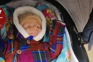 Перервана вагітність та контузія на Донбасі. Поліція розповіла про викрадачку немовляти на Київщині