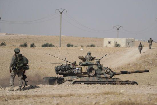 Ердоган сказав, коли буде готовий вивести турецьку армію з Сирії