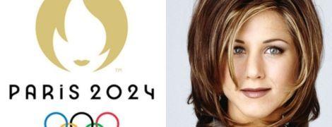 Схожий на Еністон і Tinder. Мережа глузує з логотипу літніх Олімпійських ігор 2024