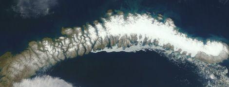 Танення льодовиків оголило п'ять невідомих раніше островів в Арктиці