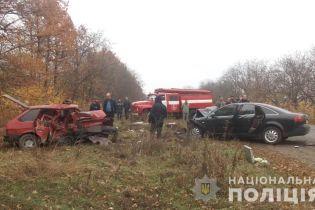 В Винницкой области в ужасном ДТП погибли три человека
