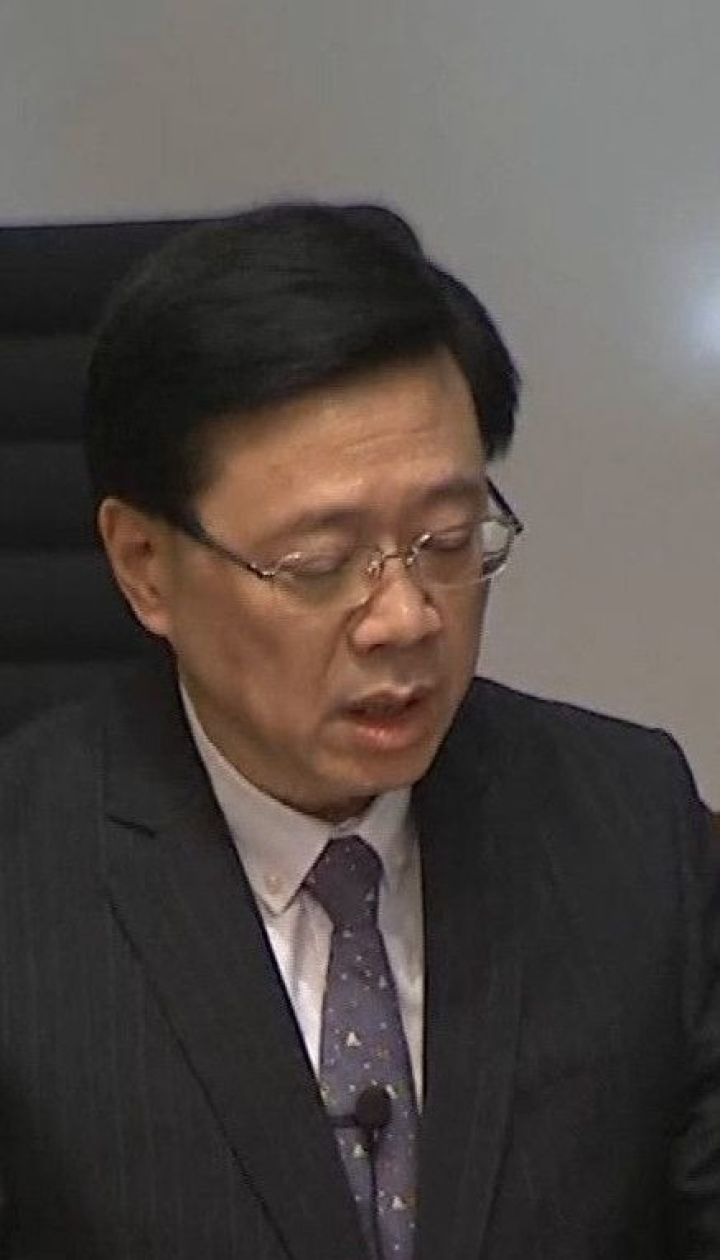 Влада Гонконгу офіційно відкликала законопроєкт, який спричинив масові заворушення