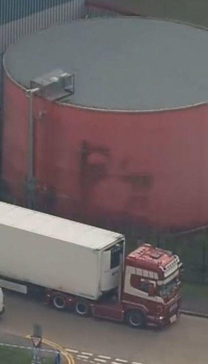 Вантажівка з 39 трупами: болгарський прем'єр заперечив, що авто прибуло із їхньої країни
