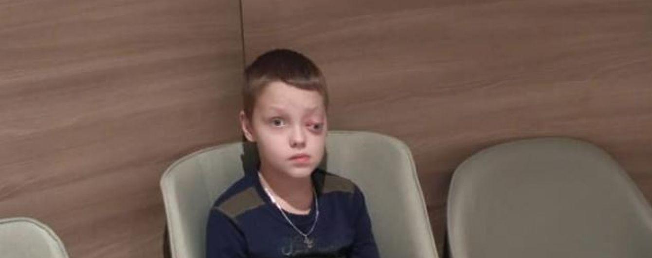 Врятувати життя сина просить мама Олега