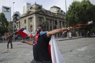 Найбільші мітинги в історії країни. На протест у Чилі вийшли понад мільйон людей
