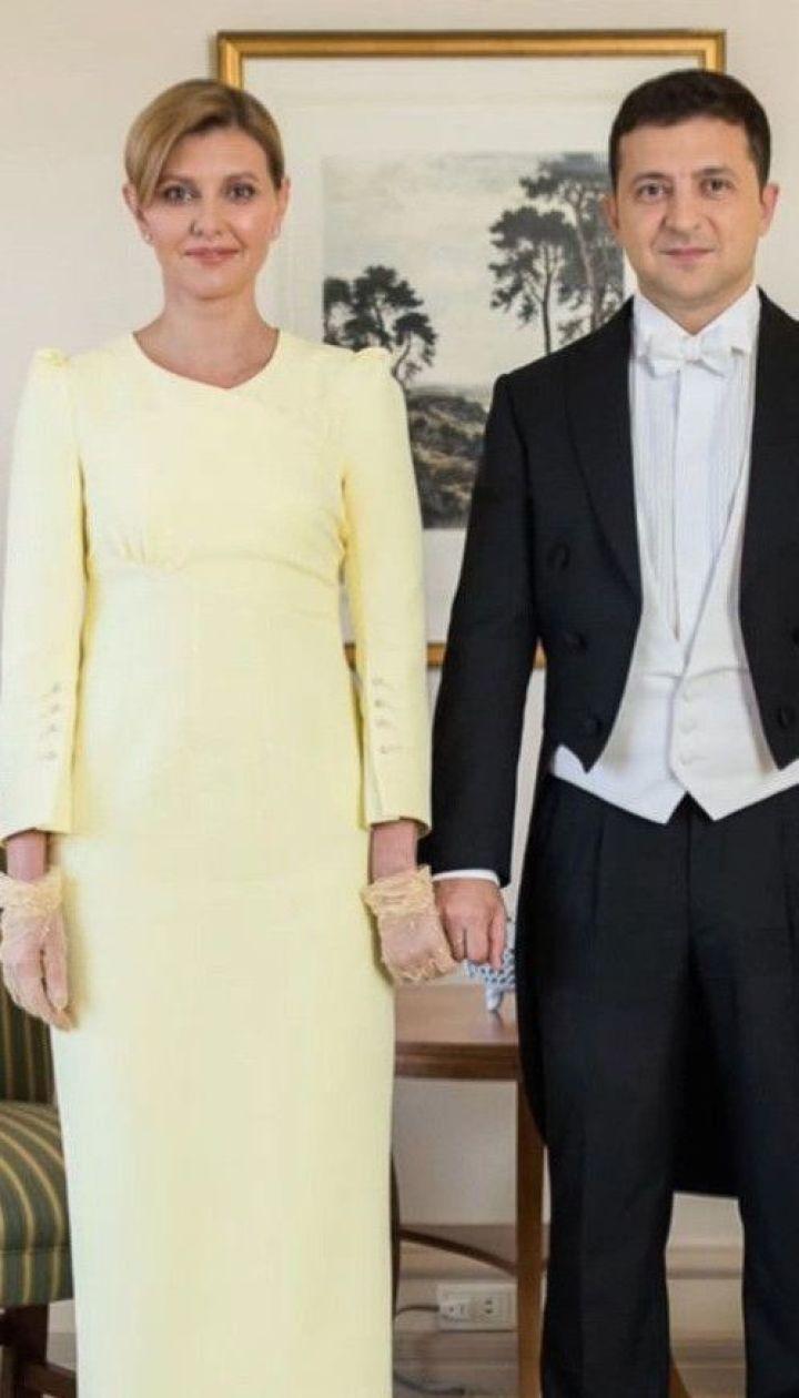Чи справді Олена Зеленська порушила дипломатичний етикет на інтронізації імператора в Японії