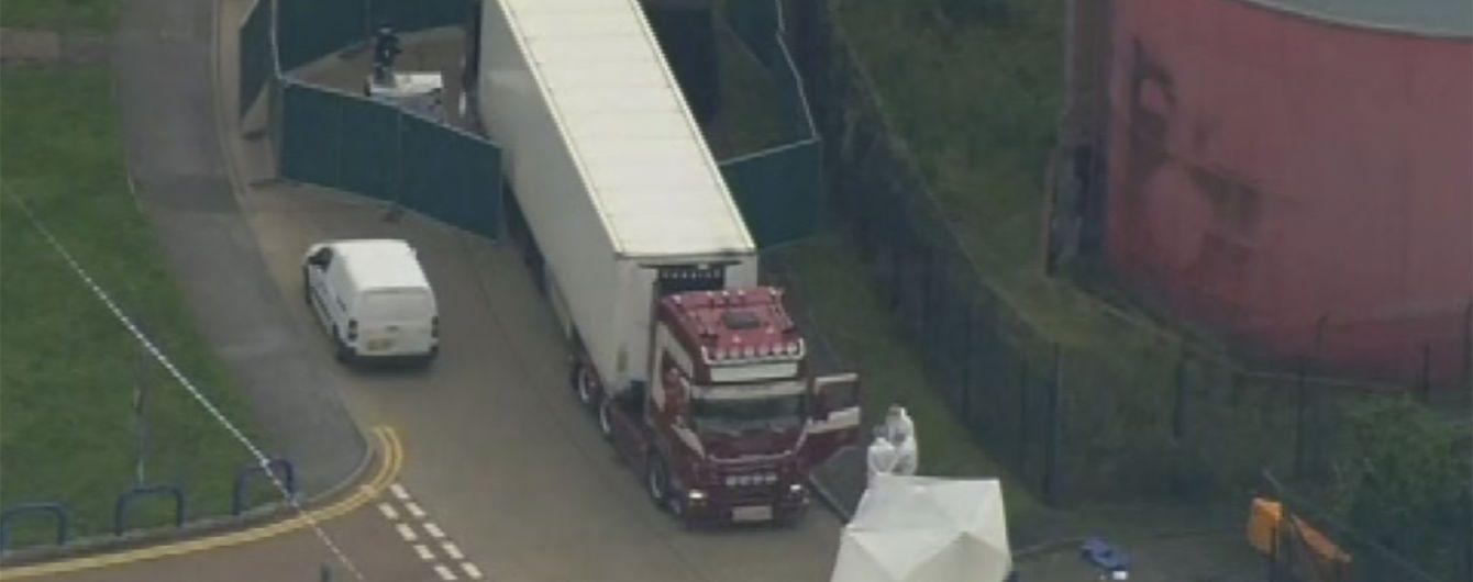 Смерть 39 мігрантів у вантажівці. У В'єтнамі затримали вже 8 підозрюваних