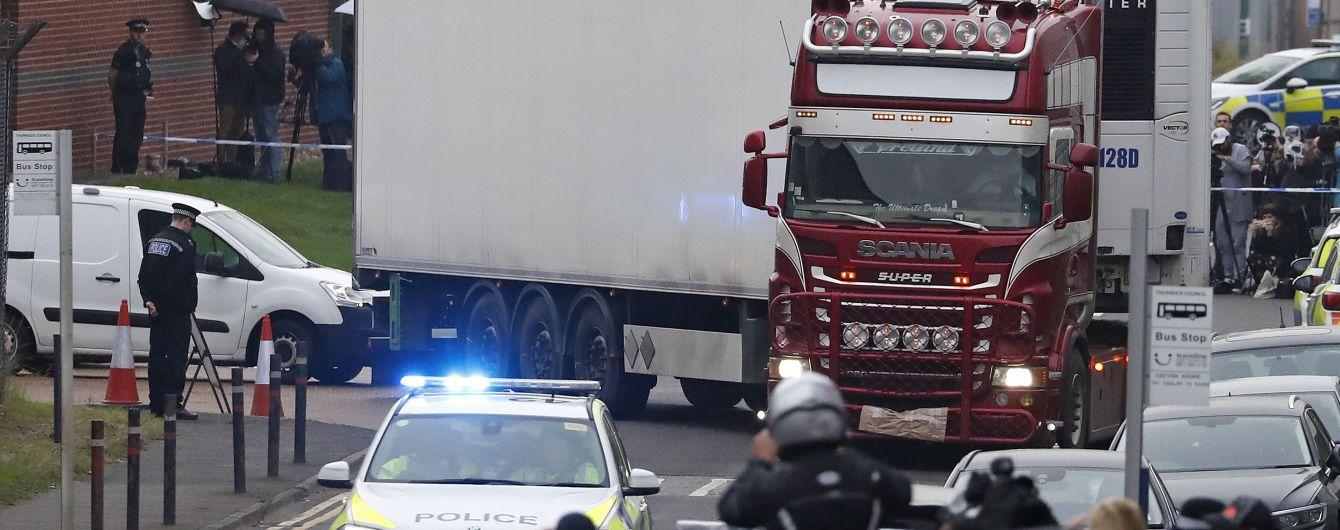 В Британии в деле с погибшими мигрантами появился еще один подозреваемый