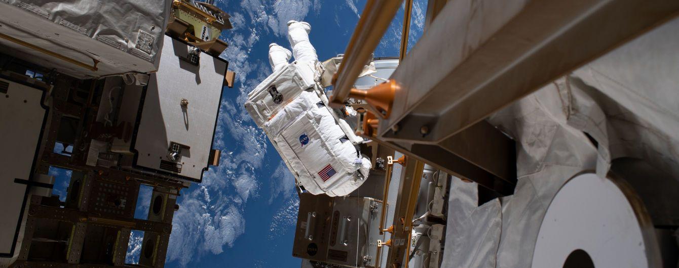 МКС ухилилася від космічного сміття — NASA