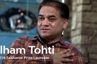 Лауреатом премії Сахарова став засуджений до довічного ув'язнення уйгурський активіст