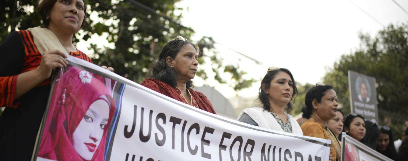 В Бангладеш повесят 16 человек. Они причастны к сожжению школьницы, которая заявила о домогательствах директора