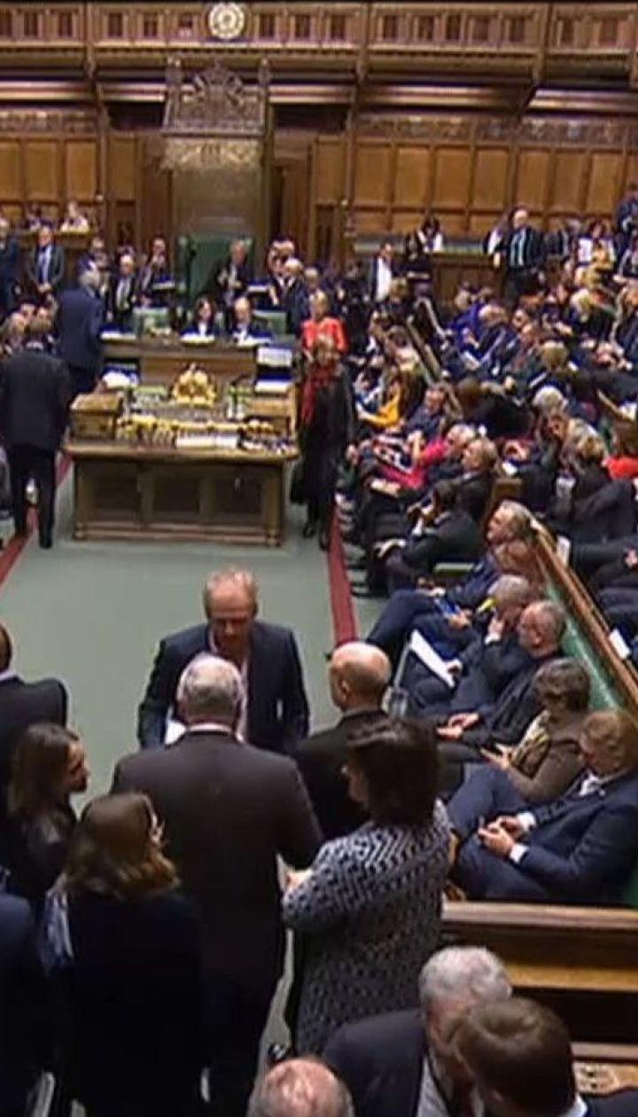 Джонсон готов дать депутатам больше времени, чтобы они тщательно ознакомились с соглашением о Brexit