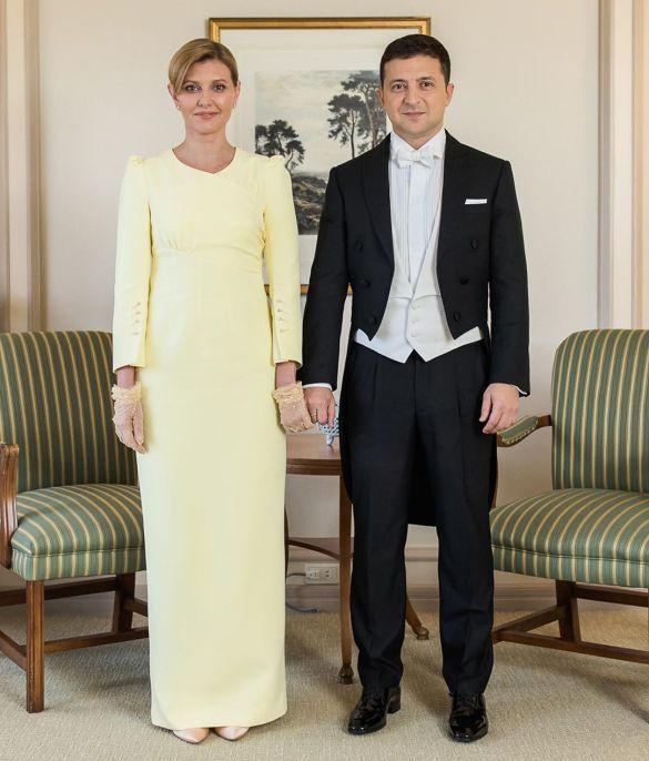 Владимир и Елена Зеленские_2