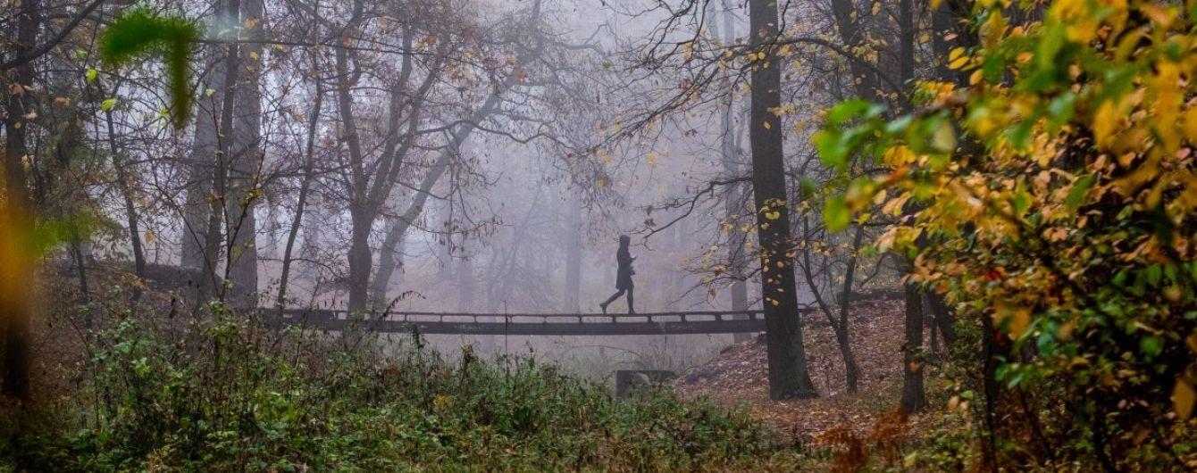 Тепло и дожди. Какую погоду ожидать в Украине 10 ноября