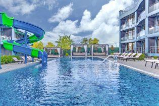 Скай Рівер - ідеальне місце для сімейного відпочинку і романтичних поїздок.