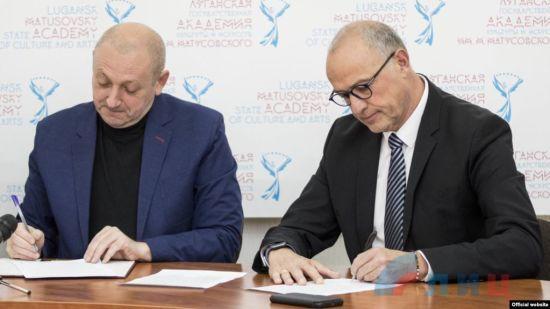 Посольство Франції в Україні відреагувало на відвідини їхніми чиновниками окупованої території