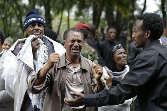 В Ефіопії під час святкування Водохреща загинули десять людей