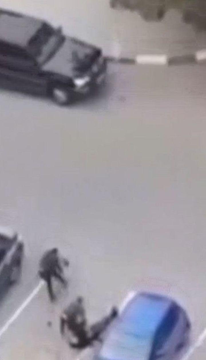 40-летний мужчина, который выжил после стрельбы в Харькове, успешно перенес операцию