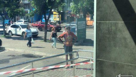 В Кривом Роге суд признал виновным в совершении преступления горожанина с гербом СССР на футболке
