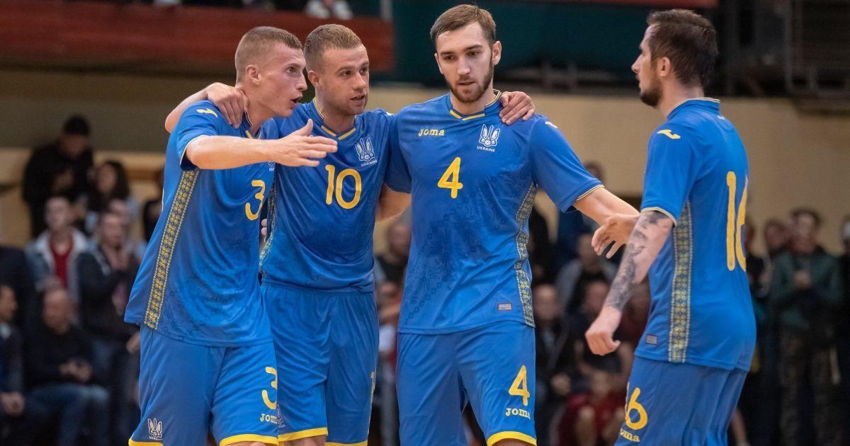 Це вам не Швейцарія: супернику збірної України з футзалу відмовилися присудити технічну поразку