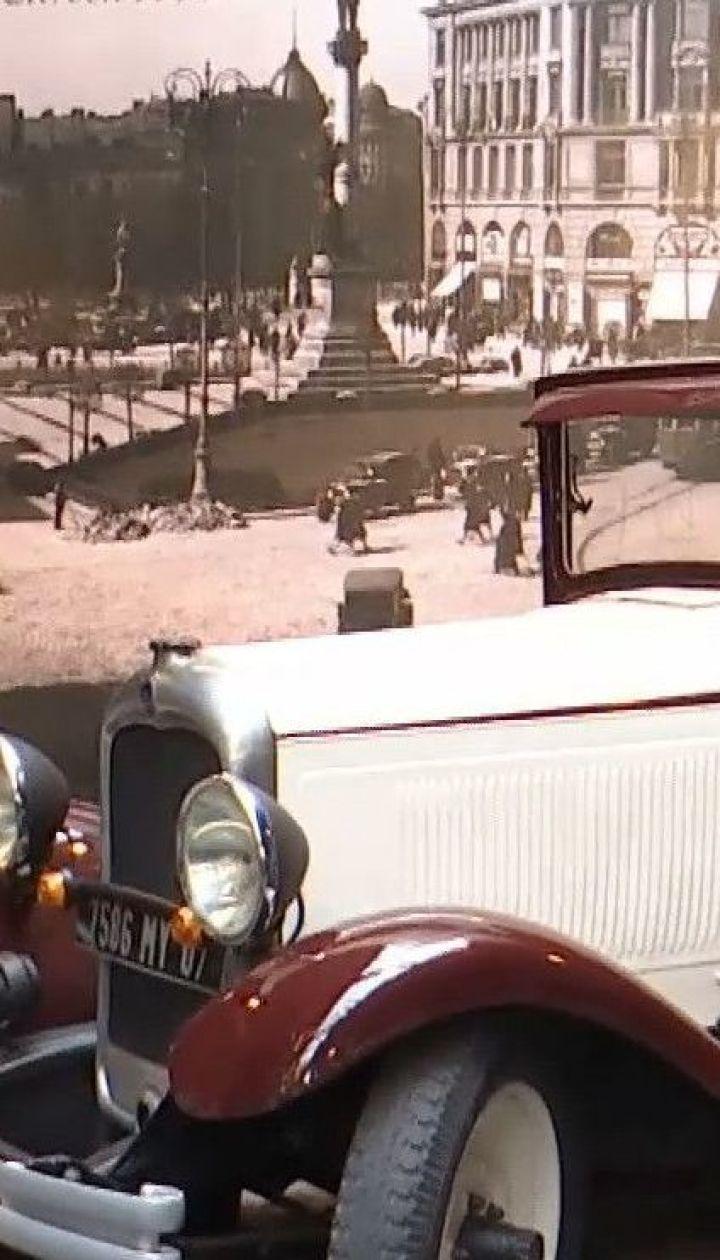 У Львові презентували авто, яке було першим таксі у 1929 році