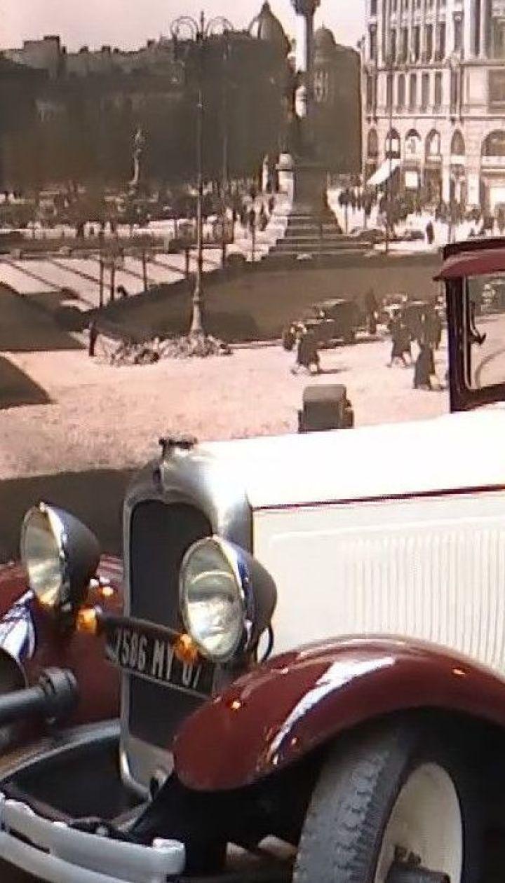 Во Львове презентовали авто, которое было первым такси в 1929 году