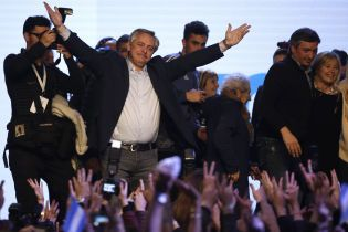 В Аргентине выбрали нового президента